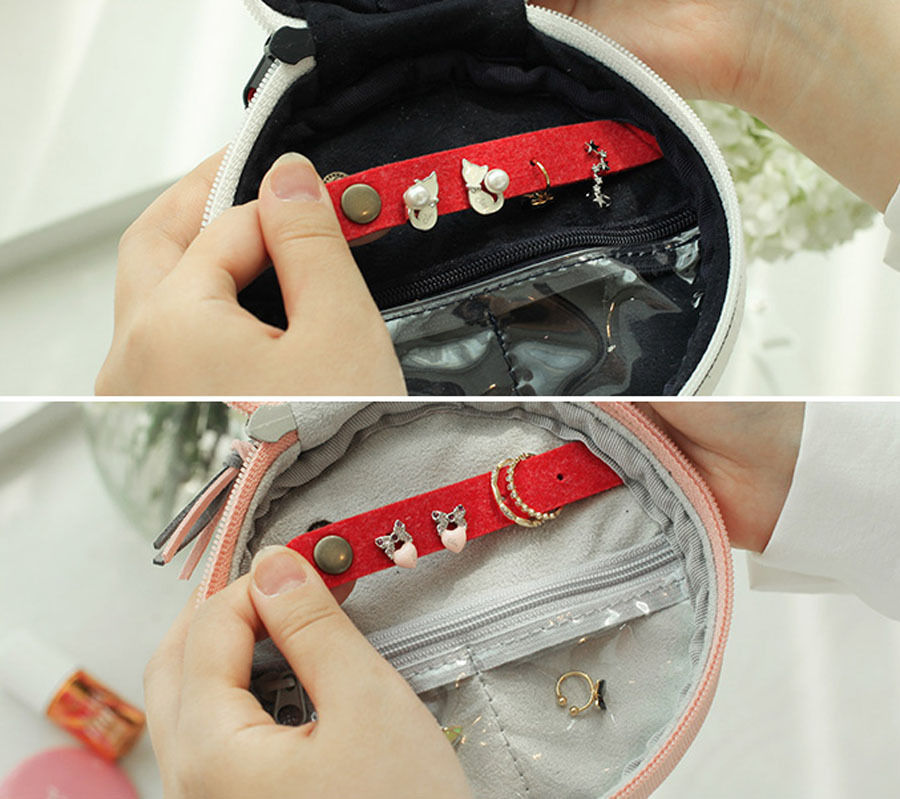 2nul Jewelry Pouch Cute Jewelry Bag