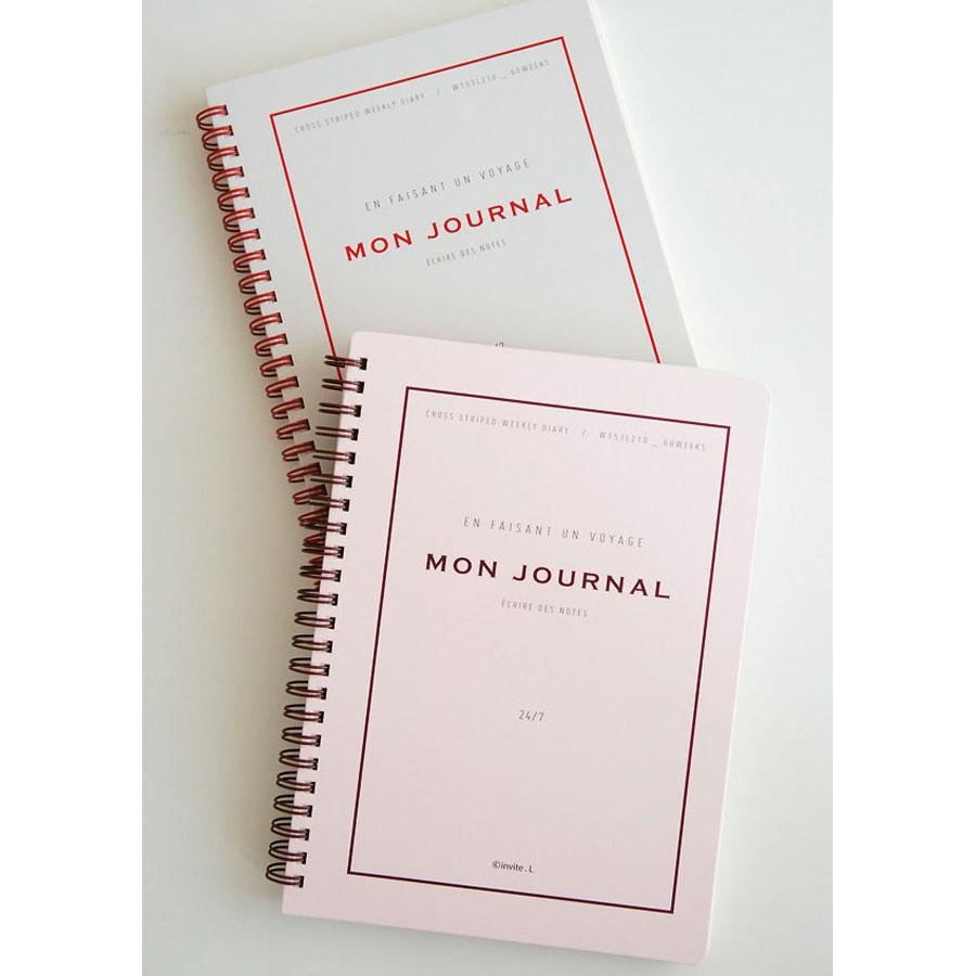 Mon Journal Diary Planner