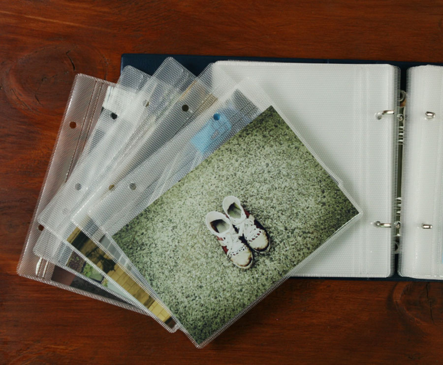 4 x 6 photo album refills pages pack