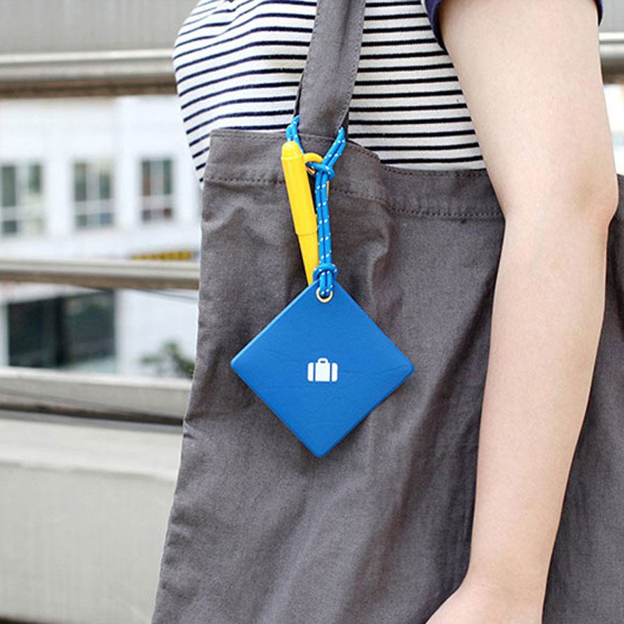 2nul Travel Name Tag Color Luggage Accessory